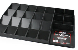 BCW Plastic Card Sorting Tray