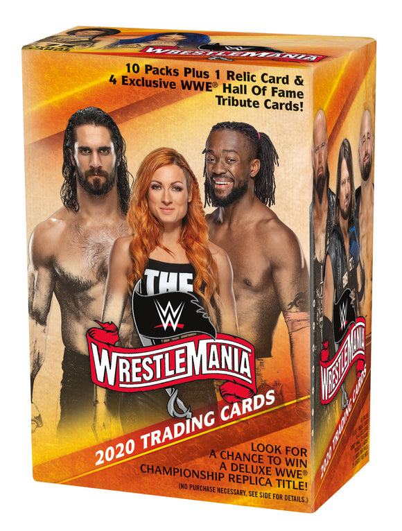2020 Topps WWE Road to WrestleMania - Blaster Box