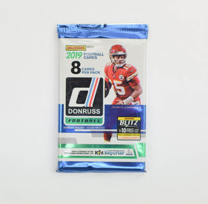 2019 Panini Donruss NFL Football - Retail Pack