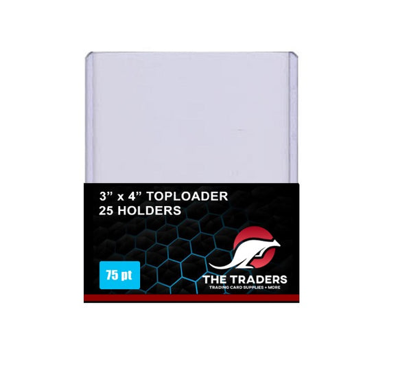 The Traders Toploaders 75pt (25ct)