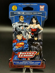 Panini MetaX TCG: Justice League (2017) - Blister Pack