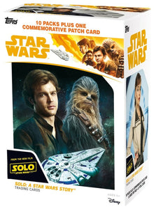 Topps Solo: A Star Wars Story (2018) - Blaster Box