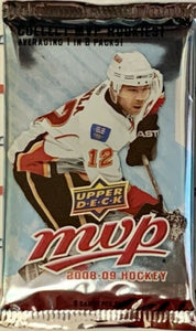 2008-09 Upper Deck MVP Winter Classic NHL Hockey cards - Retail Pack