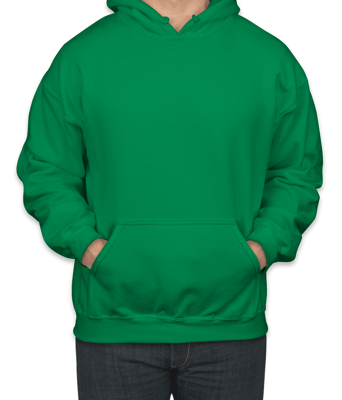 Youth Gildan Midweight 50/50 Pullover Hoodie