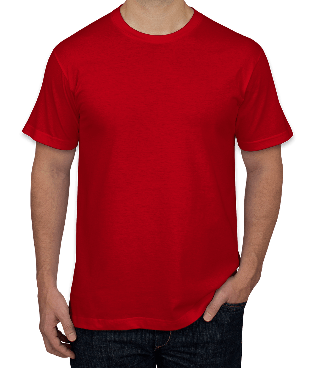 Youth American Apparel USA-Made Jersey T-shirt