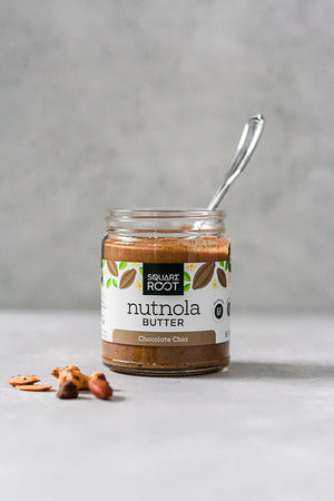 Chocolate Chia Nutnola Butter