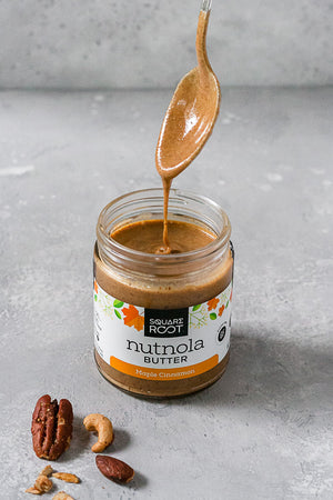 Maple Cinnamon Nutnola Butter