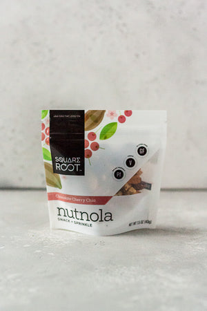 Load image into Gallery viewer, Chocolate Cherry Chia Nutnola - Minis