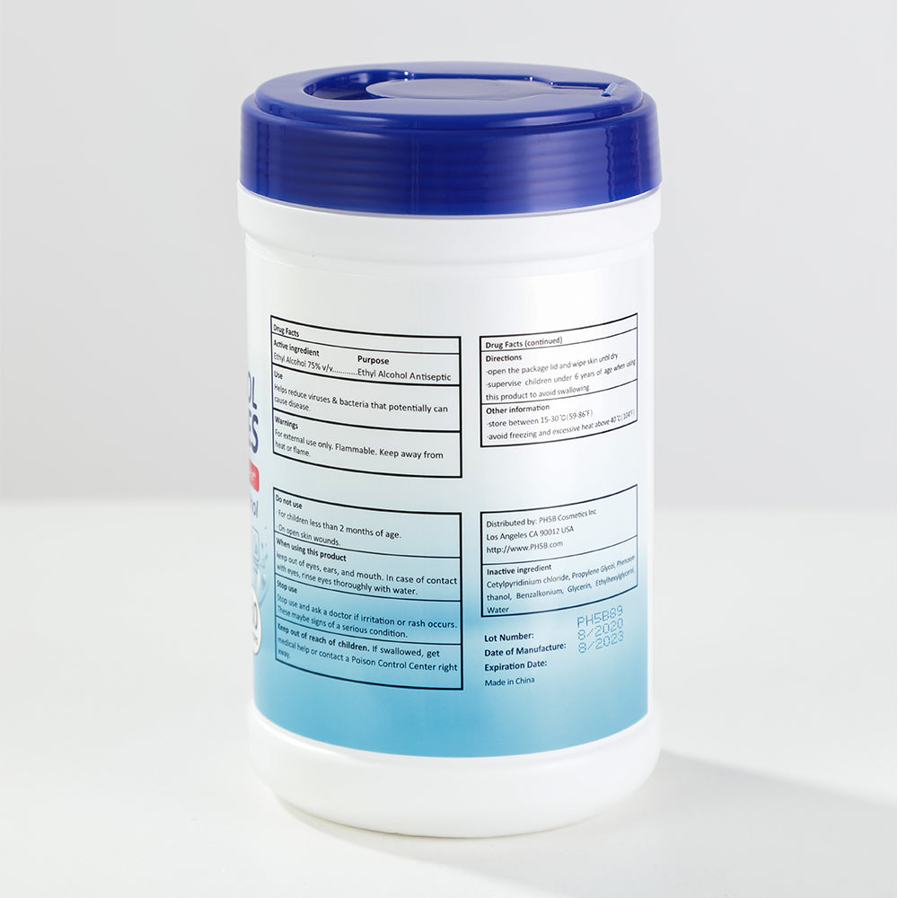 Disinfectant Wipes(12 cans)