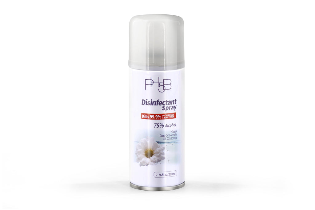 Disinfectant spray 200ml-PH5B Cosmetics