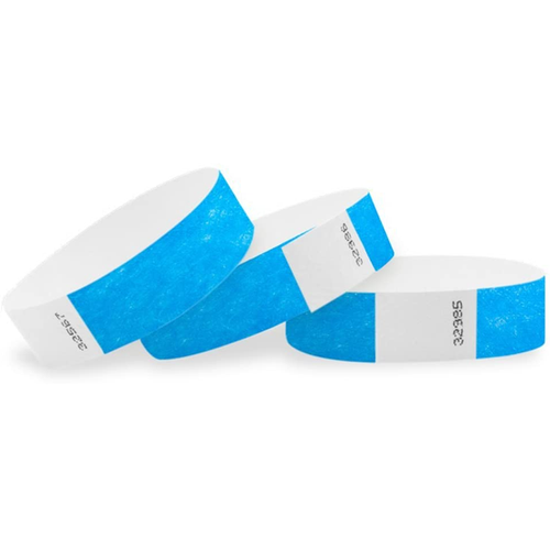 Tyvek Wristbands (100/pk)