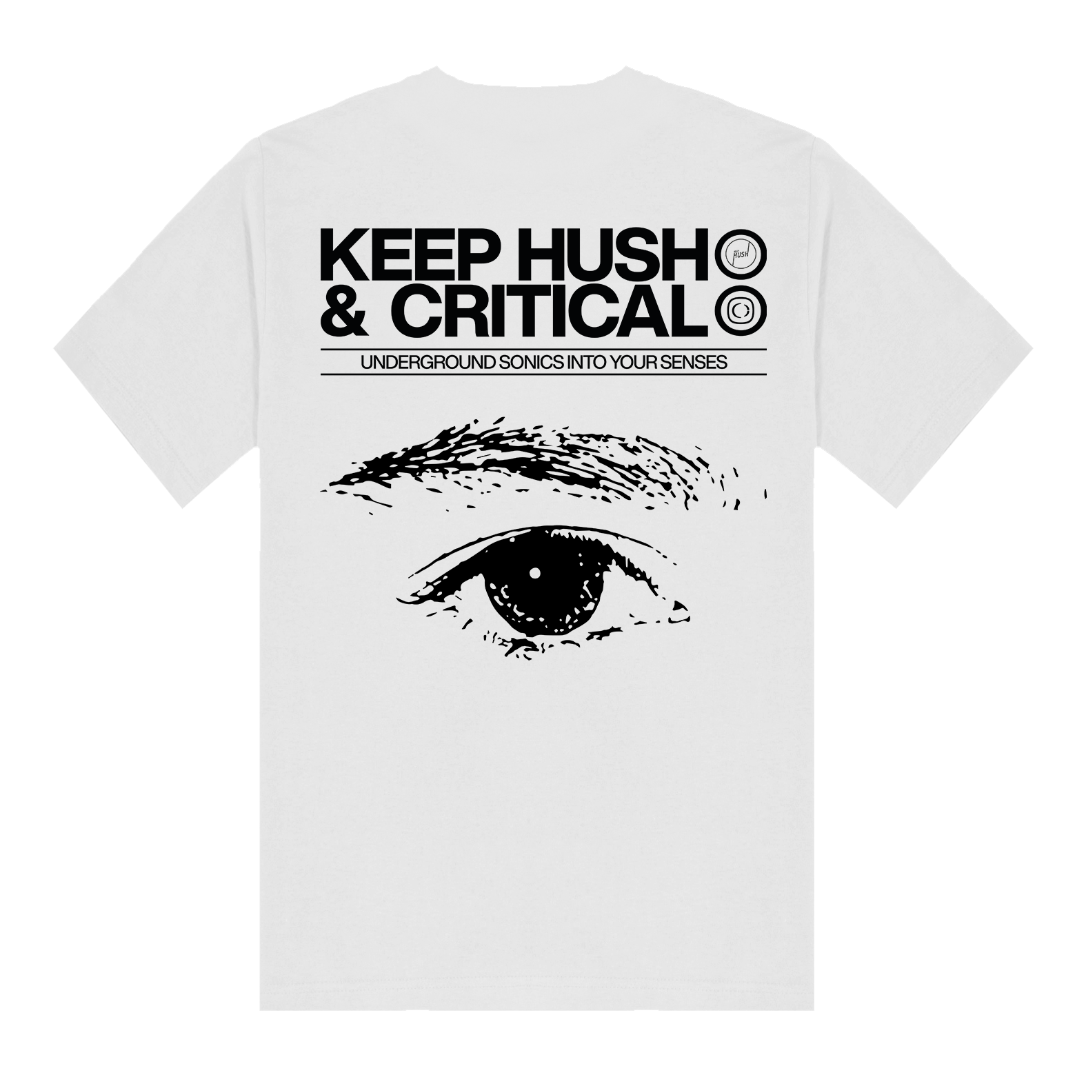 Underground Sonics Into Your Senses by Keep Hush x Critical