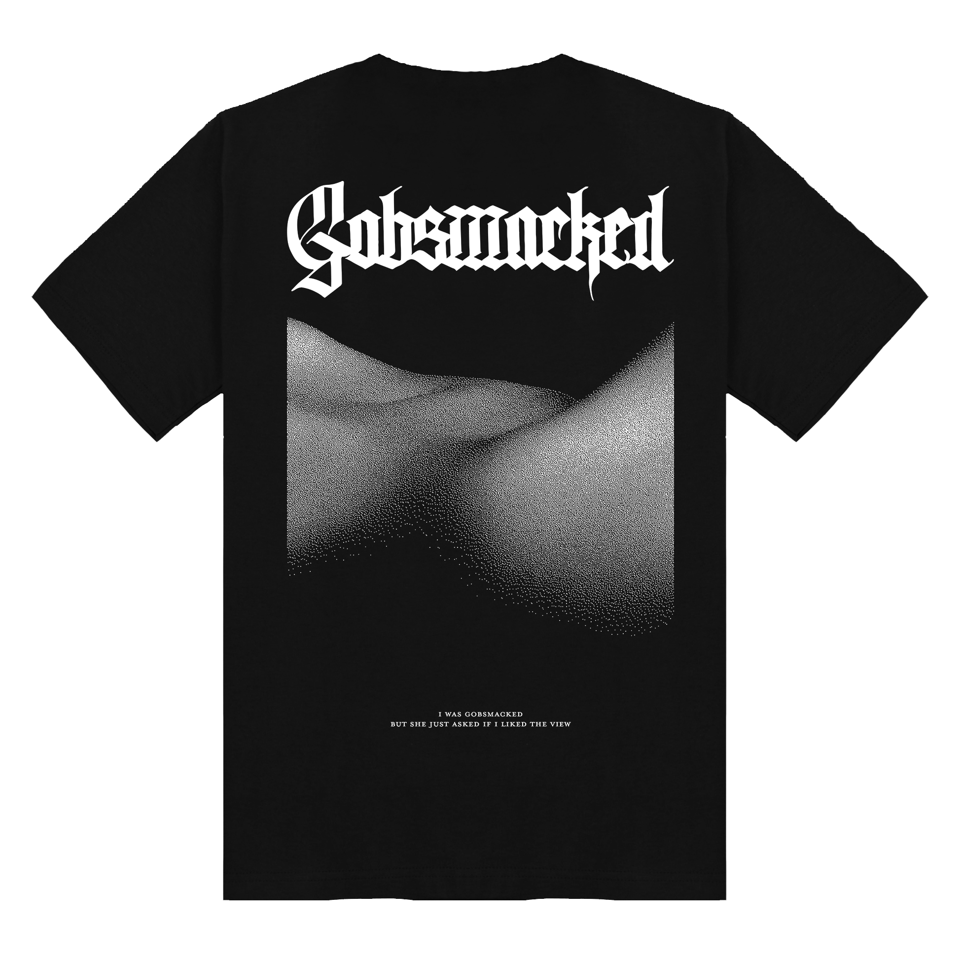 Gobsmacked tee by CB.93