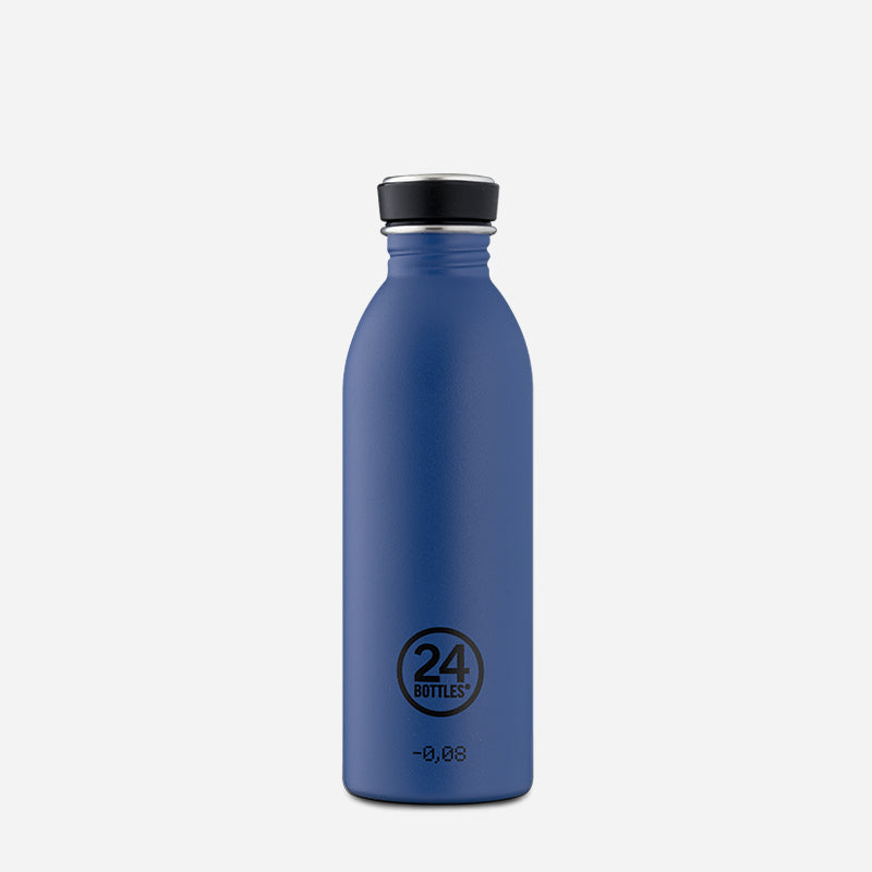 24-BOTTLES-Urban-Gold-Blue-Stone-500ml