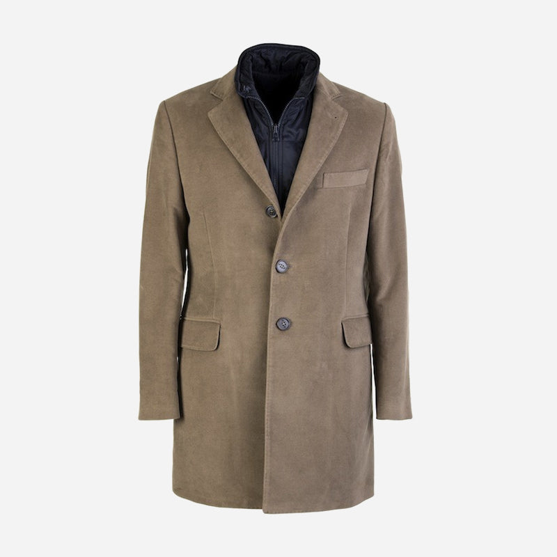 Benjamin Double Coat slim