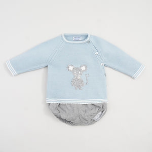 Little Mouse Boys 2 Piece Set