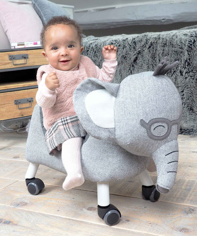 Cuthbert Elephant Ride On
