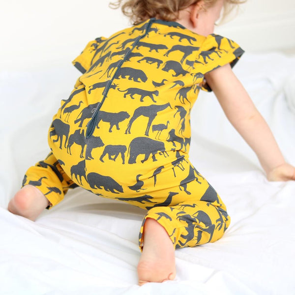 Safari Playsuit by Fred & Noah
