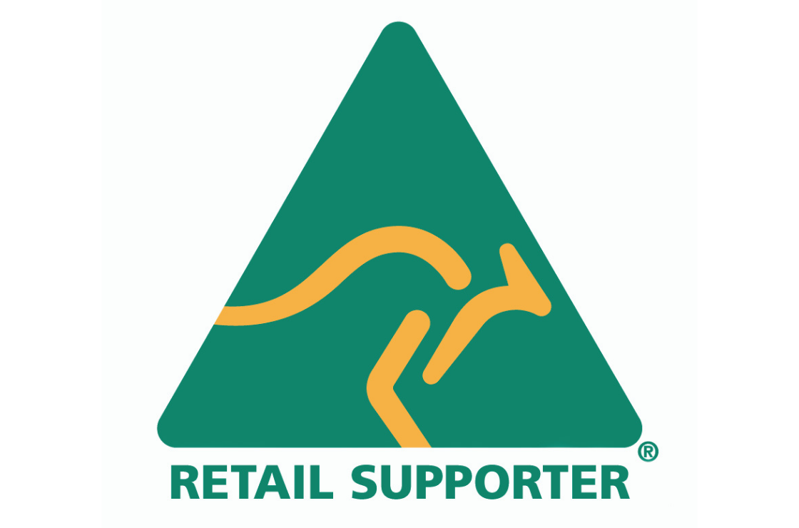Australian Made Campaign Retail Supporter