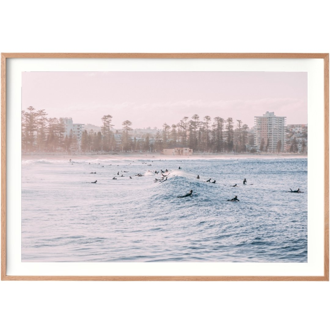 Manly in May Wall Art print by Erin Masters Photography