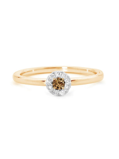 Cognac Sunshine Ring-Australian Diamond Valley-H-All Australian Made-Remarkable Humans