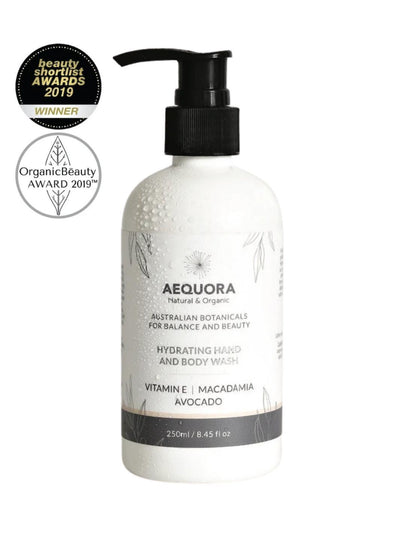 Hydrating Hand & Body Wash-Aequora-All Australian Made-Remarkable Humans