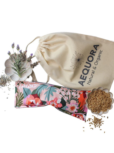 Lavender & Wheat Eye Pillow-Aequora-All Australian Made-Remarkable Humans