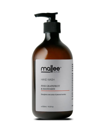 Pink Grapefruit & Mandarin Hand Wash-Mallee Scrub-All Australian Made-Remarkable Humans