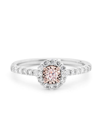 Pink Moon Ring-Australian Diamond Valley-I-All Australian Made-Remarkable Humans