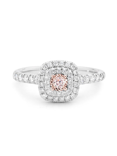 Pink Sky Ring-Australian Diamond Valley-H-All Australian Made-Remarkable Humans