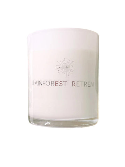 Rainforest Retreat 100% Soy Wax Candle-Aequora-All Australian Made-Remarkable Humans