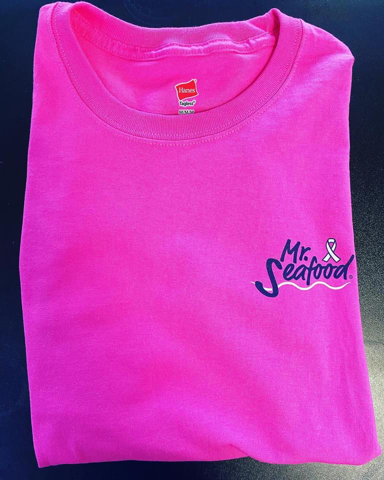 Copy of Breast Cancer Awareness T-Shirt