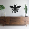 Bee - Metal Wall Art