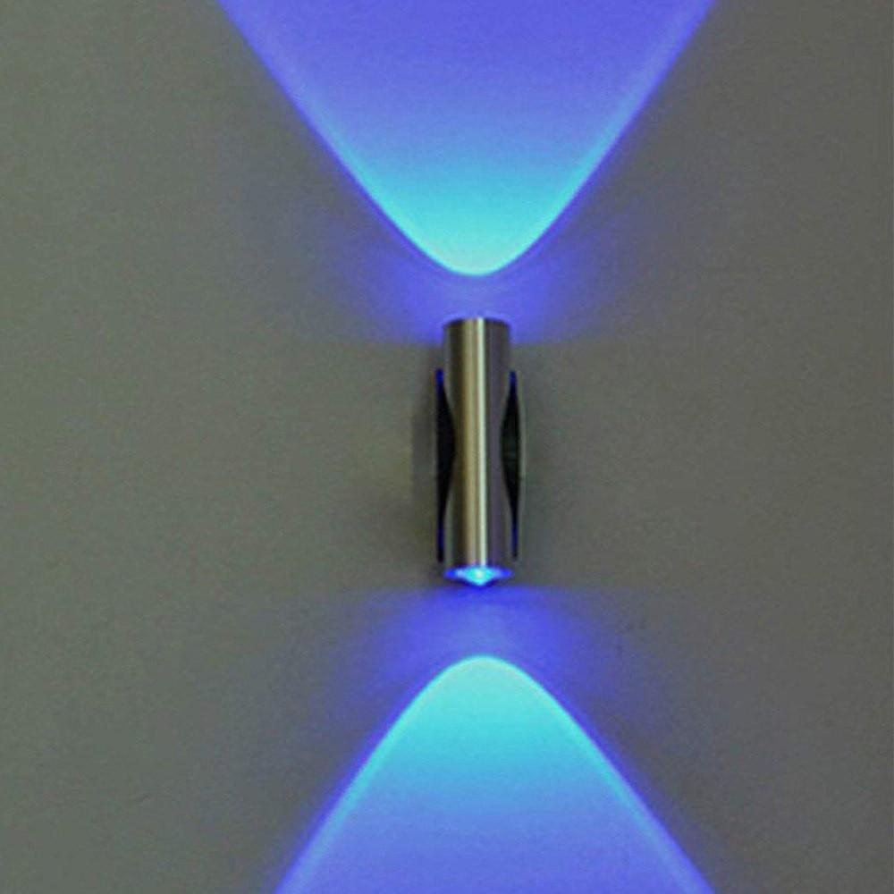 Double Head LED Wall Lamp