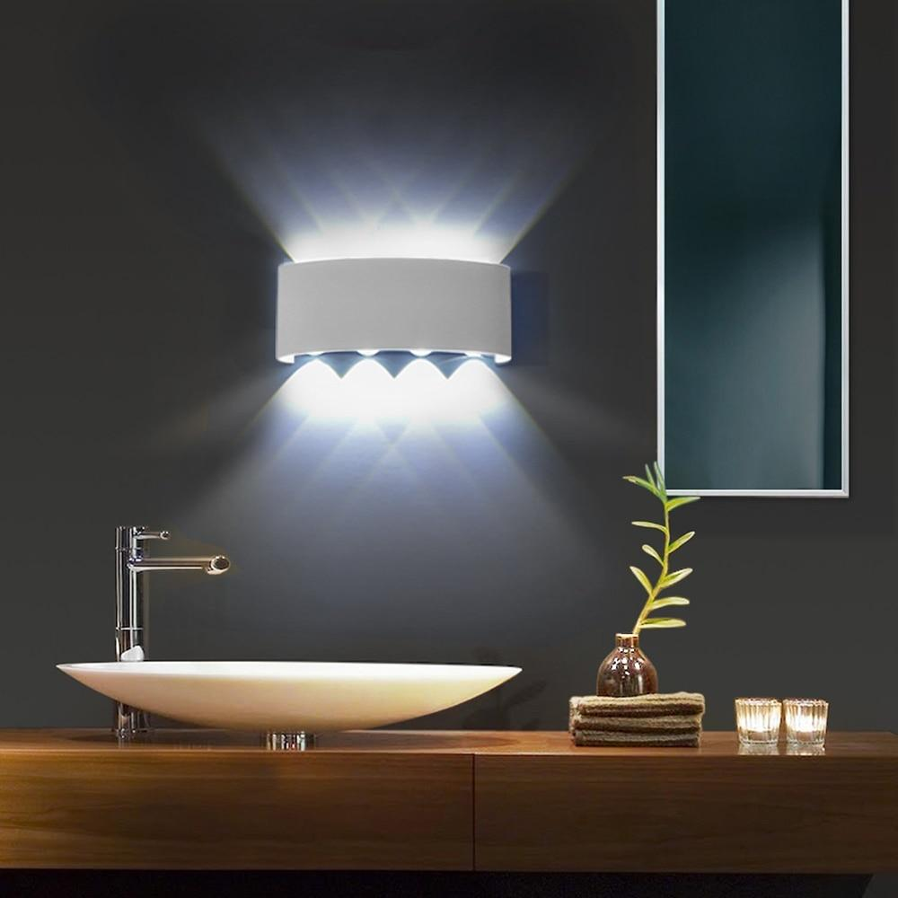 LED Wall Light Mount Lamp