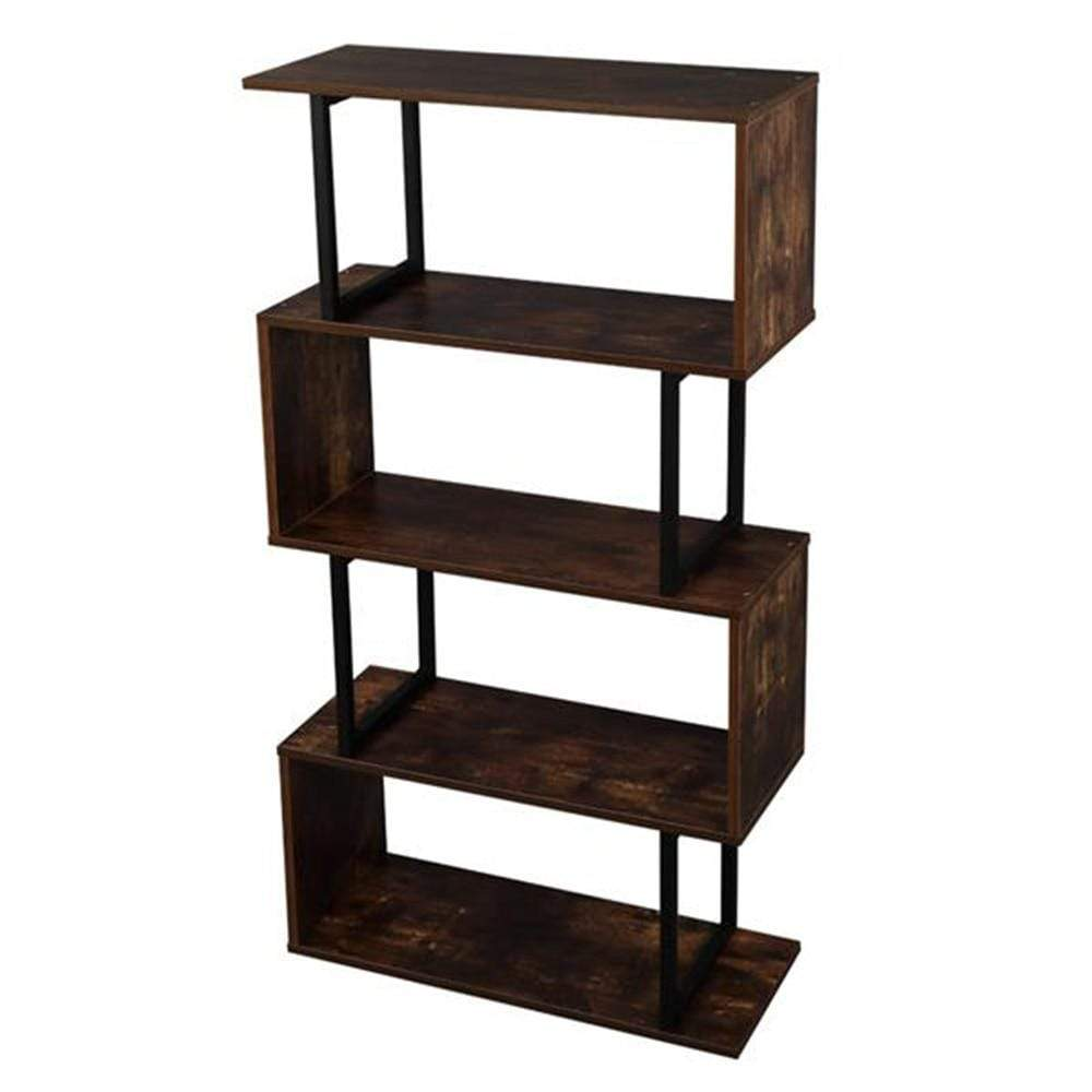 Z Shape Bookcase