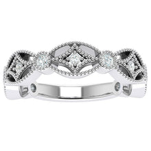 Load image into Gallery viewer, The Jessica .25 Carat Diamond Stackable Band