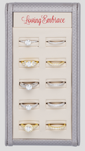 Load image into Gallery viewer, 10 Piece Bridal Duo Set Display