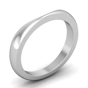 Adapter Contour Wedding Band