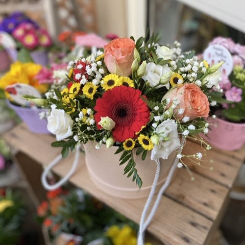 Violets and Daisies Florists Shop Bakewell Derbyshire