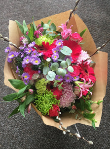 £25 Florist Choice Hand-Tied Bouquet