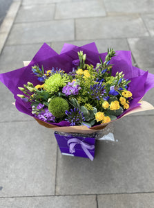 £35 Florist Choice Hand-Tied Bouquet