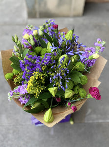 £40 Florist Choice Hand-Tied Bouquet