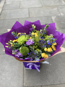 £60 and above Florist Choice Hand-Tied Bouquet