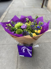 Load image into Gallery viewer, £60 and above Florist Choice Hand-Tied Bouquet