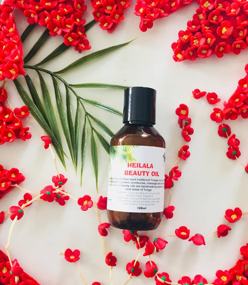 Tongan Heilala Beauty Oil