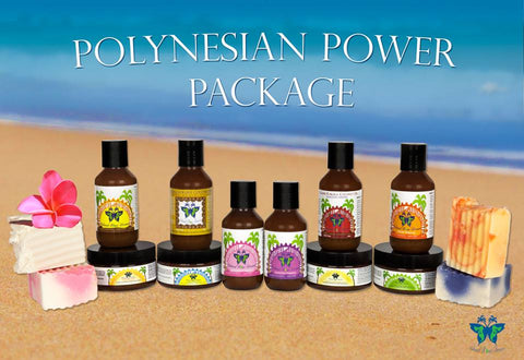 Polynesian Power Pack