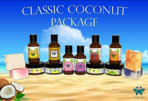 Classic Coconut Package