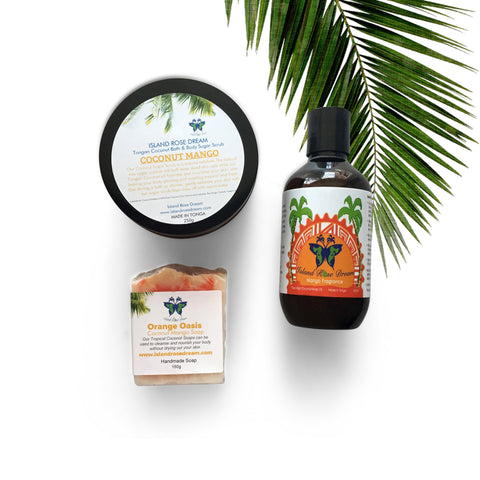 Pamper Pack - Tongan Coconut Mango