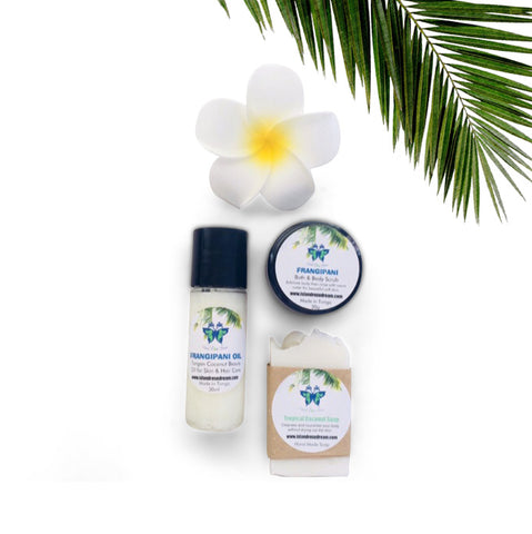 Mini Tongan Spa Gift Set